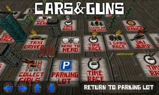 app of the day cars and guns 3d review android ios  image 2