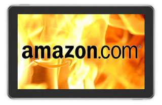 New Amazon Kindle Fire to be 8.9-inch?