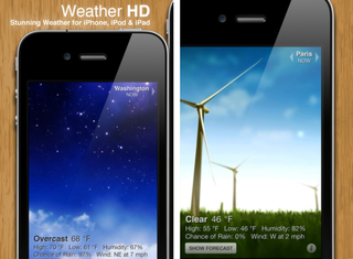 Best iPhone news and weather apps