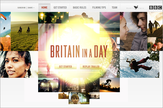 WEBSITE OF THE DAY: Britain in a Day