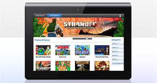 WildTangent Android games service fires up with Sony Tablets