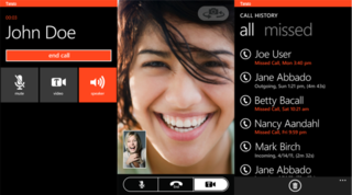 Video calling lands on Windows Phone 7 with Tango