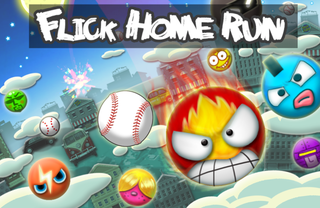 APP OF THE DAY: Flick Home Run review (iPhone)