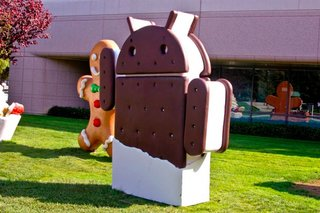 Sony Ericsson 2011 phones getting Ice Cream Sandwich