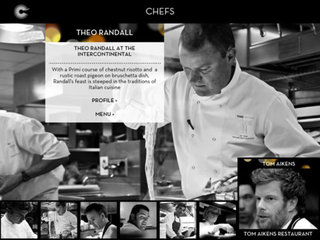 APP OF THE DAY: Great British Chefs - Feastive HD review (iPad)