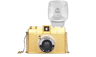 Lomography launches three cameras in special Gold Edition