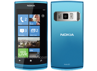 Nokia Lumia 601 leaked image: High-end snapper on budget handset