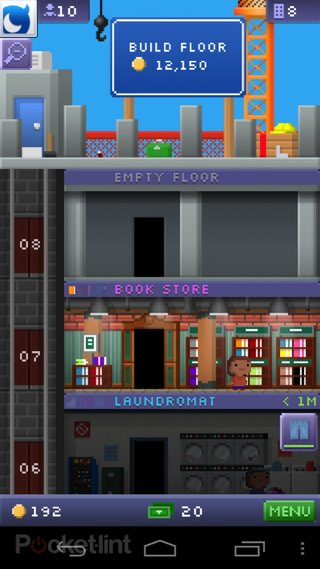 app of the day tiny tower review android  image 4