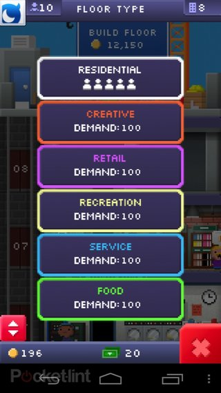 app of the day tiny tower review android  image 5