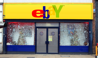 eBay Christmas Boutique opens in London