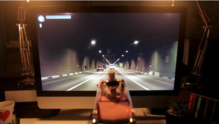 Google Street View used in amazing stop motion film (video)