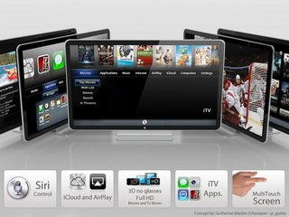 Apple iTV could use Sharp panels
