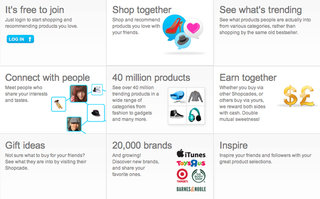 Shopcade Facebook app makes you and your friends money