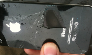 Exploding iPhone prompts technical examination