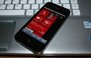 Windows Phone 7 officially lands on iPhone and Android ... sort of