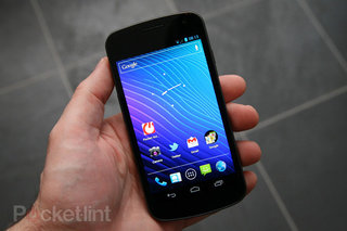 Google: Samsung Galaxy Nexus volume bug update rolling out