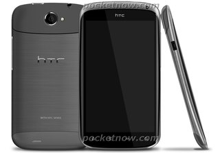 HTC Ville picture poses for the rumour mill