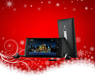 The Pocket-lint Xmas Spectacular - Day 5: Win a Nokia Lumia 800