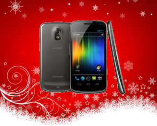 The Pocket-lint Xmas Spectacular - Day 2: Win a Galaxy Nexus with Vodafone