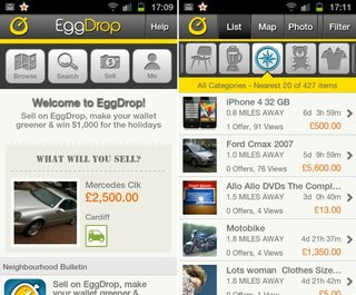 app of the day eggdrop review android ios image 1