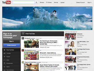 YouTube gets a major redesign