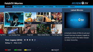 Fetch TV launches pay as you watch Smart TV app