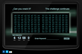 WEBSITE OF THE DAY: Can You Crack It?