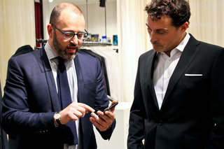 Samsung and celebrity tailor Spencer Hart join forces to dress the famous