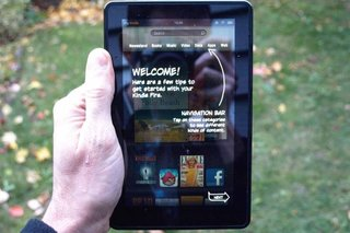 Kindle Fire software update to fix US issues - great news for UK release