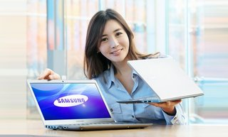 Samsung Series 5 Ultrabook boots up in Korea