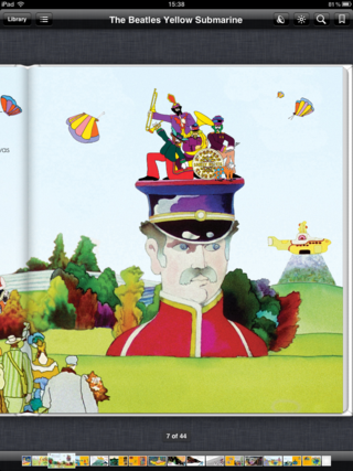 app of the day yellow submarine review ipad iphone ipod touch  image 3