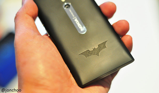 Limited edition Batman Nokia Lumia 800 comes in from The Dark