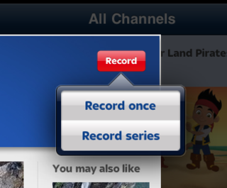 Series Link hits Sky+ apps for iOS and Android