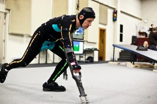 Andy Serkis walks us through motion capture, shows us how it's done