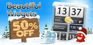 app of the day beautiful widgets review android  image 1