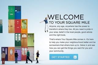 WEBSITE OF THE DAY: Your Square Mile