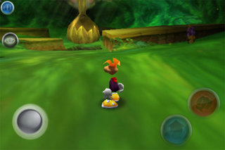 APP OF THE DAY: Rayman 2: The Great Escape review (iPhone)
