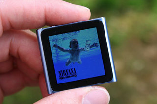 Knackered 1st Gen iPod nano replaced with brand new model