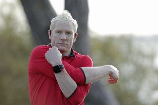 Iwan Thomas on Motorola ACTV, motivation, music and more