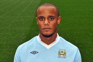 Tweet your team talk to Man City captain Vincent Kompany before Manchester derby