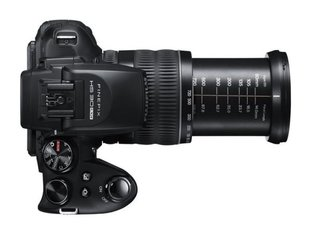 Fujifilm FinePix HS30EX headlines 10 new zoom cameras for 2012