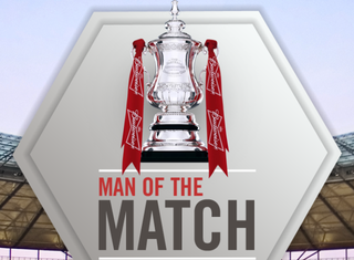 APP OF THE DAY: The FA Cup with Budweiser - Man of the Match
