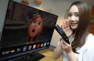 LG confirms Google TV, UK launch planned for 2013