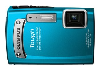 Olympus Tough TG-320 camera leads new budget charge