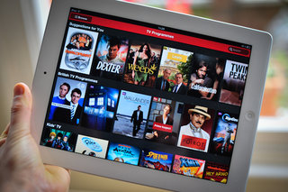 Netflix UK pictures and hands-on