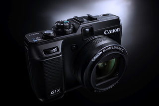 Canon PowerShot G1 X offers APS-C size sensor in a compact