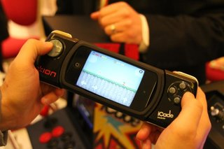 iCade Mobile turns your iPhone into a PSP... sort of (pictures)