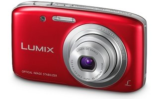Panasonic Lumix DMC-S5: point and shoot 2012