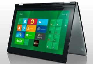 Lenovo Yoga Ultrabook pulls some shapes: Turns into touchscreen tablet