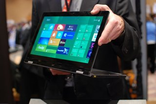 lenovo ideapad yoga ultrabook pictures and hands on image 8